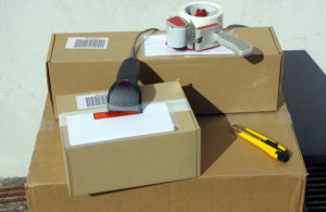 warehouse scanning systems